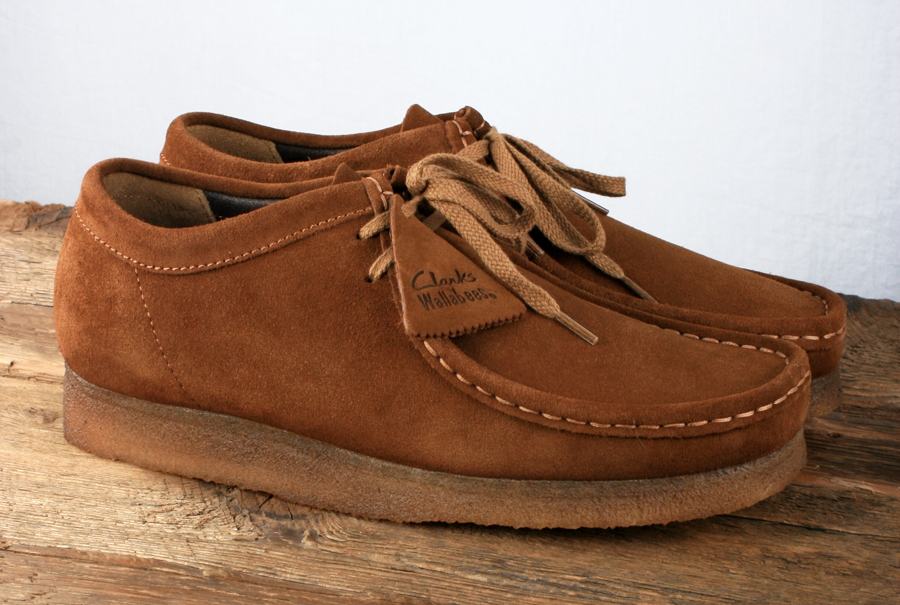 Brown Suede Shoes Fashion