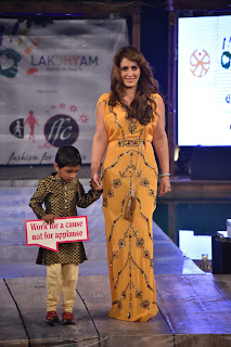 Fashion for a cause 2015 by Rashi Anand