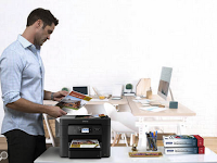 Epson WorkForce Pro WF-4730 Install Drivers Software