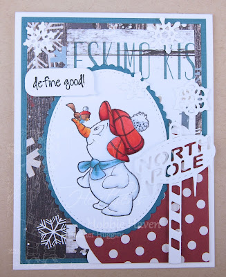 Heather's Hobbie Haven - Winter Snowman Card Kit