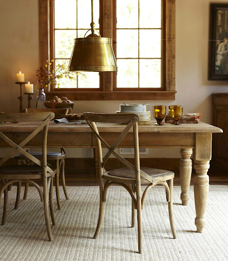 inexpensive kitchen tables stand alone cabinets how to make a farm table from craigslist furniture
