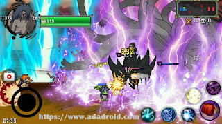 Download Naruto Senki Ninja Revolutions Lite by Ariyanto Android