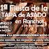 1º Fiesta de la Tapa de asado en Ranchos