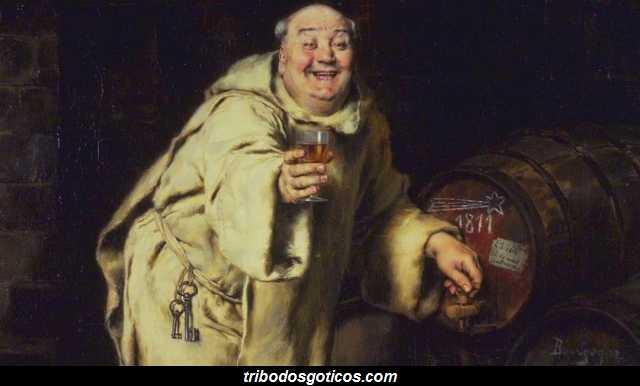 homem bebado lua de mel casamento medieval