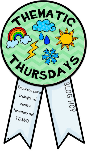 Thematic Thursdays: WEATHER educational resources