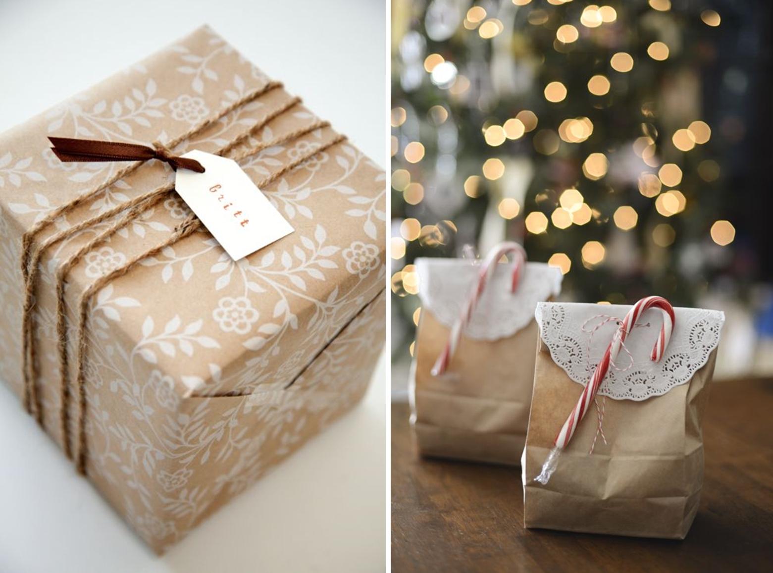 pakowanie prezentow jak zapakowac prezenty gifts christmas choinka wigilia pomysly inspiracje