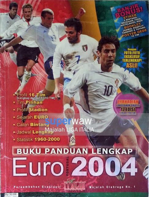 Buku Panduan EURO 2004