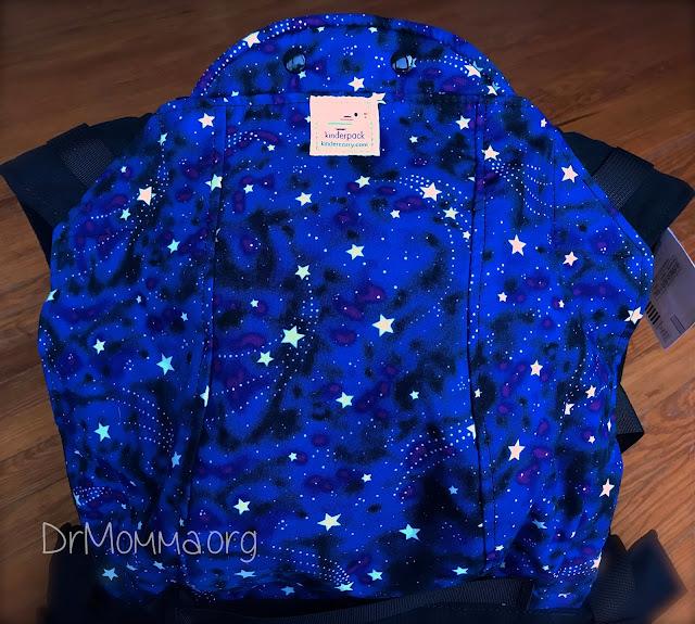 692b86b61b3 Starstruck Full Panel - Infant Plus Black Canvas  Glow in the Dark Stars  Very Rare Semi-Custom