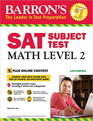 Perfect Scorer Test Prep: SAT Math Level 2 Subject Test: The