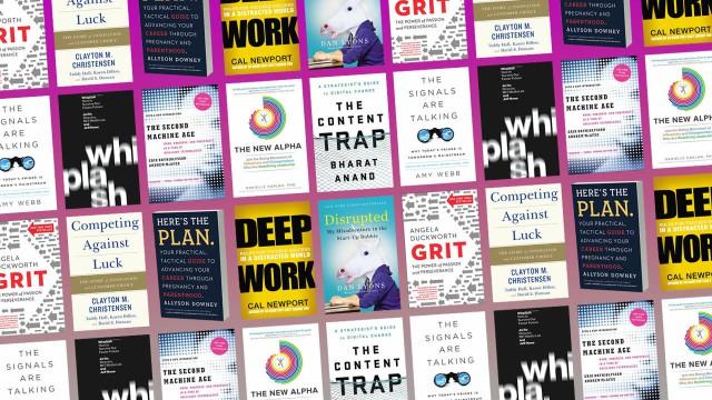 10 كتب لإدارة الأعمال