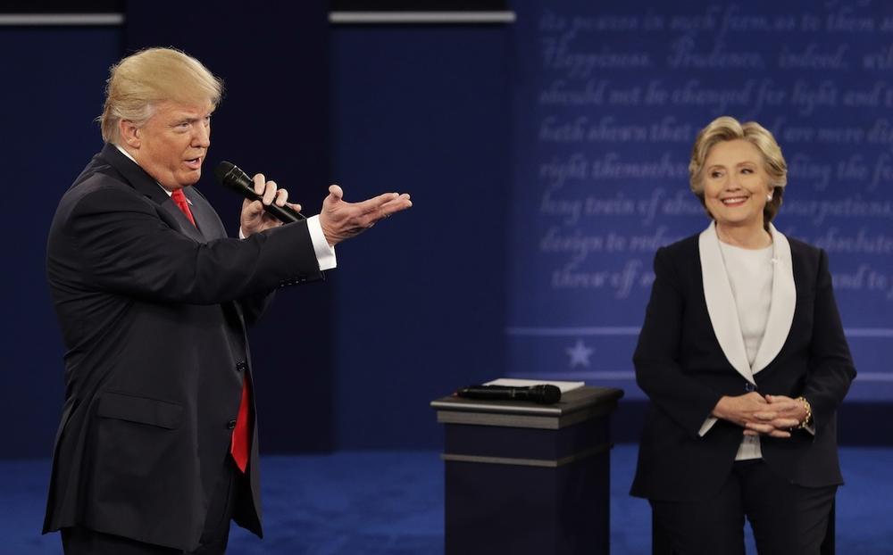 Word Analysis of the 2nd Presidential Debate - Ken Flerlage