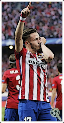 Saúl Atlético Madrid