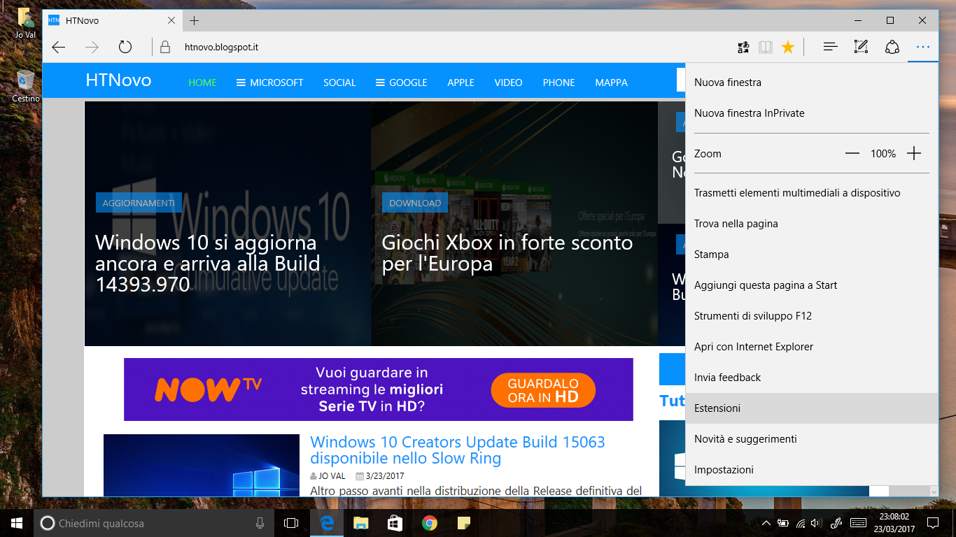 Disabilitare-supporto-Estensioni-Microsoft-Edge