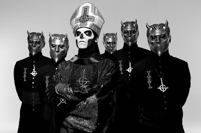 Masks, cloaks and Satan: Inside the esoteric cult-rock band Ghost