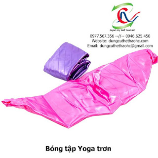 Bóng tập yoga trơn 75cm
