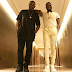 Two friendly superstar Don jazzy and D'banji
