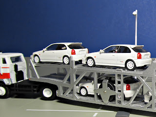Tomica Limited Vintage NEO LV-N158a Honda Civic Type-R