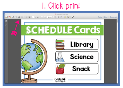 Are you going through a lot of ink and paper when printing classroom resources?  Here are 4 quick steps on how to print multiple slides per sheet of paper!