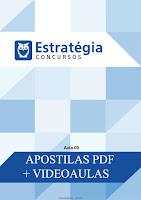 APOSTILA PARA CONCURSO INPI - INSTITUTO NACIONAL DA PROPRIEDADE INDUSTRIAL