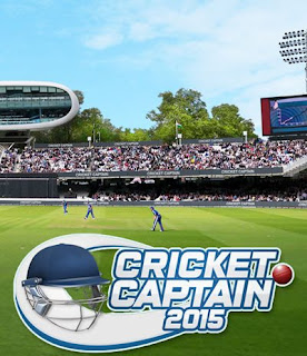 Gameplay Cricket Captain 2015