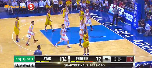 Star Hotshots def. Phoenix, 114-83 (REPLAY VIDEO) February 4