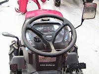 Τιμόνι, Καντράν & Πετάλια του YANMAR Ke-3D