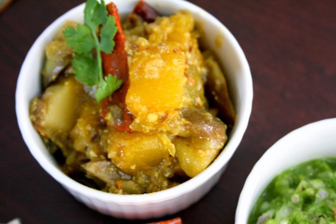 Famous foods in Mizoram