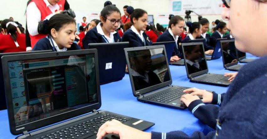 MINEDU avanza en el diseño de una escuela digital - www.minedu.gob.pe