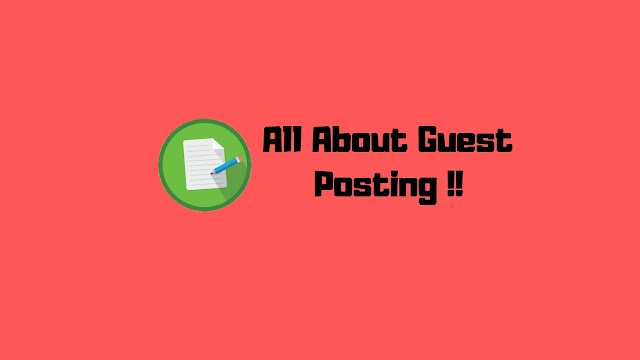 The Ultimate Guest Posting Guide For 2019