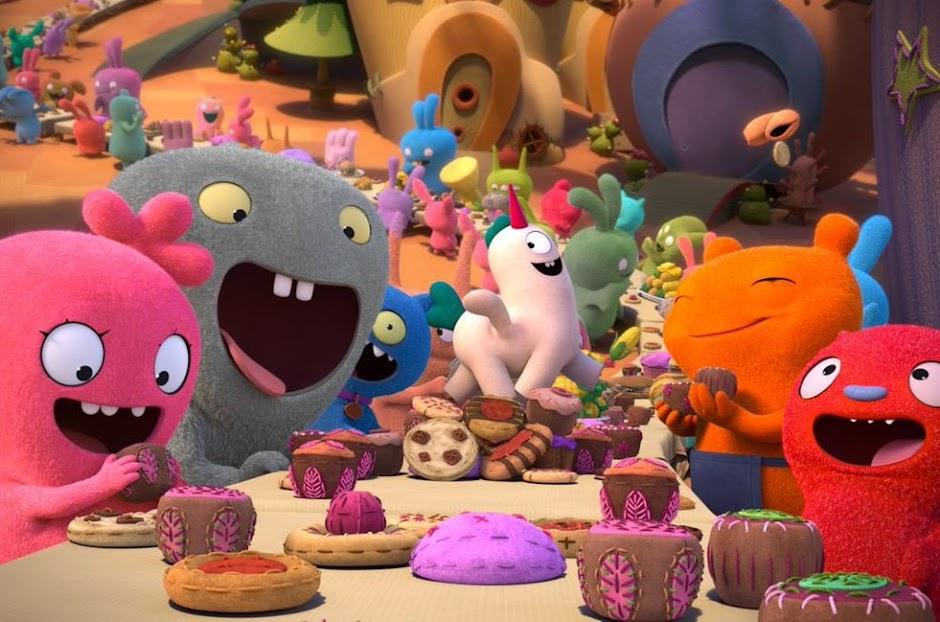"""Animação """"Uglydolls"""" ganha primeiro trailer"""