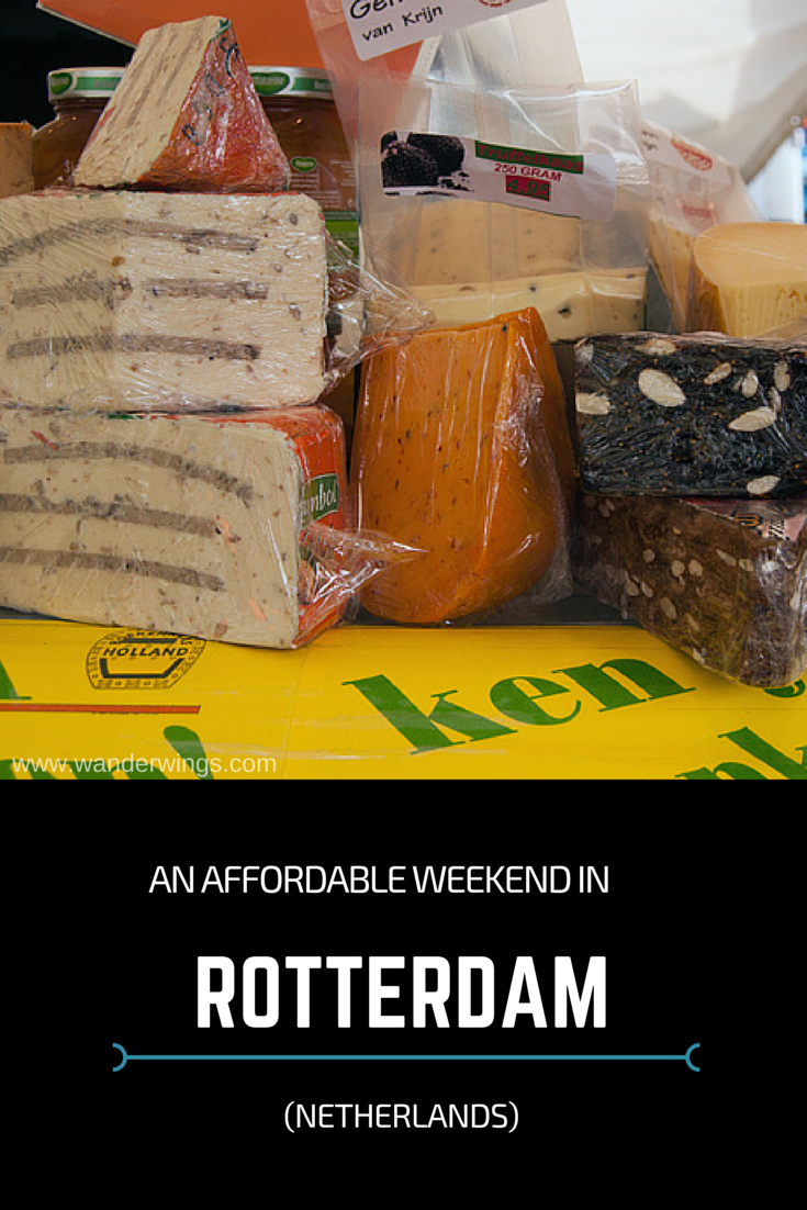 An Affordable Weekend in Rotterdam