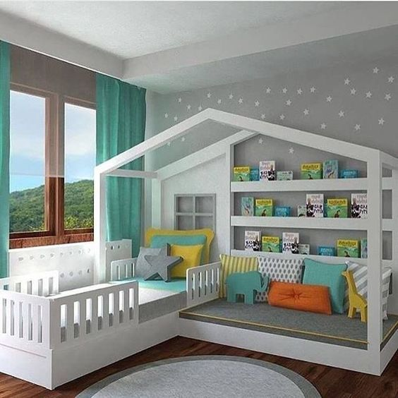 Permalink to 10 Innovative Ideas for Decorating a Little Girl's Bedroom