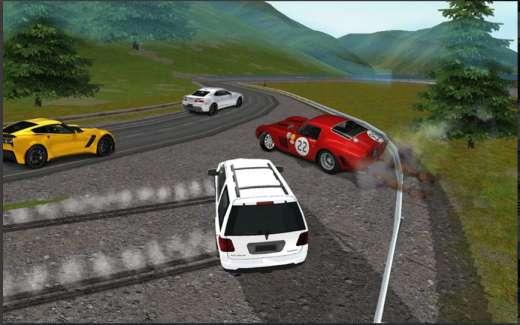 Real Land Cruiser Drive Jeep Games Mod Apk