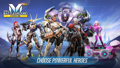 Mobile Battleground: Frontline MOD APK 1.0.1 for Android Hack Terbaru 2018