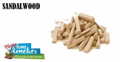 Home Remedies For Dark Underarms: Sandalwood