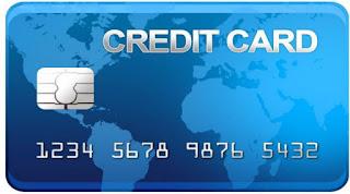 Isi Ulang Bolt Melalui Kartu Kredit