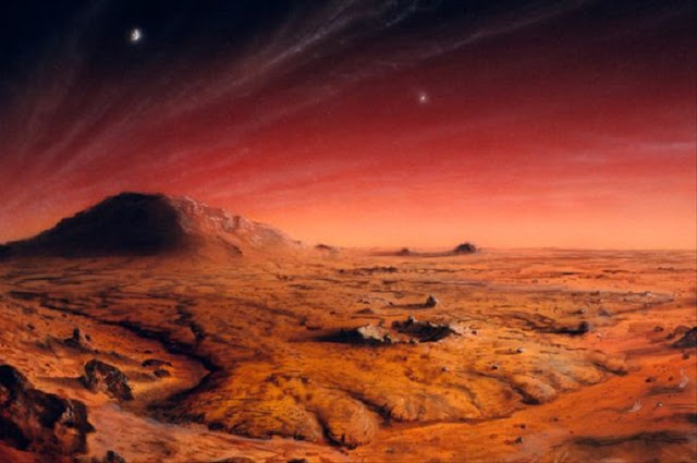 New research uncovers 90 million years of history of Martian volcano