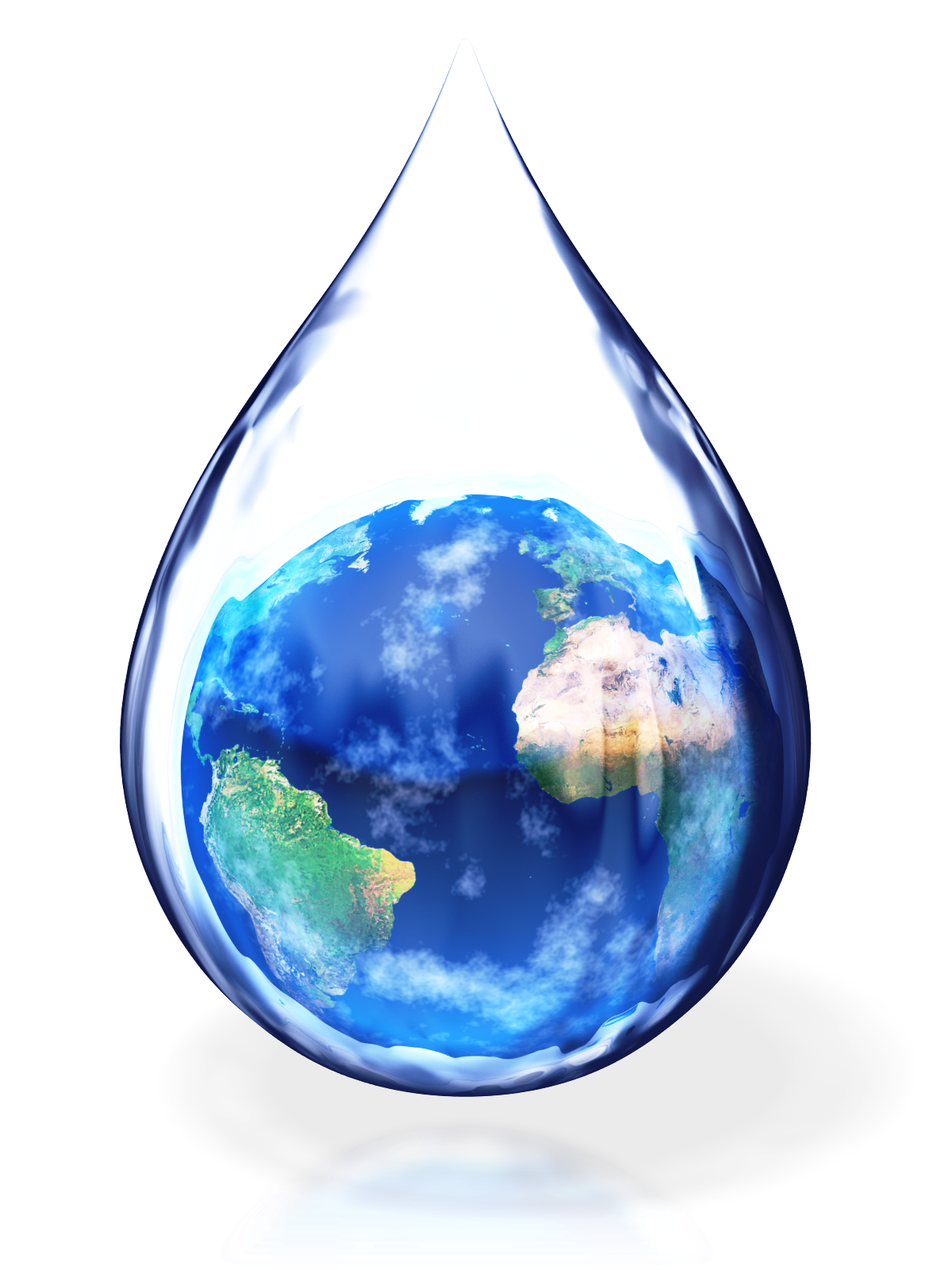 The Environment Water On Earth