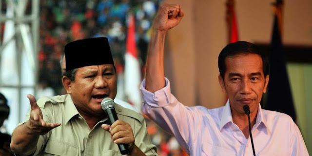 Akhirnya Keluar Sendiri dari Mulut Prabowo, Kalau Diminta Jadi Cawapres Jokowi Ia Menjawab....