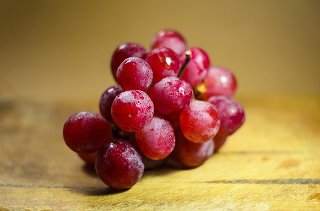 Mengenal Aneka Khasiat Buah Anggur
