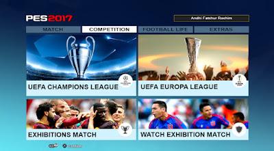 PES 2017 Graphic untuk PES 2013