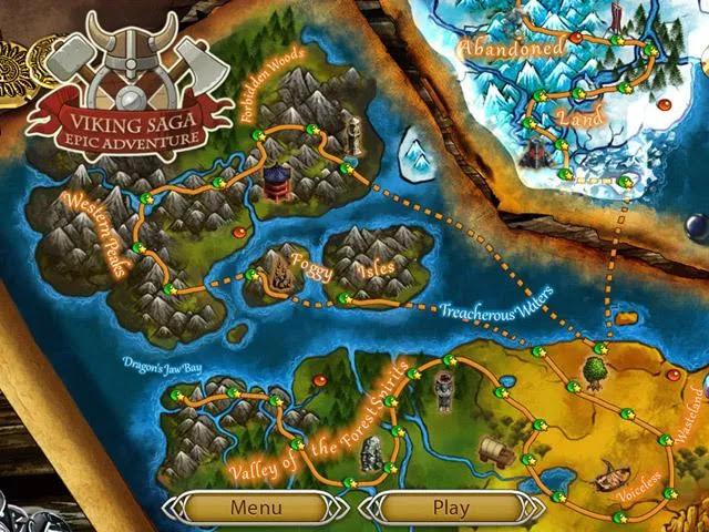 Viking Saga 3: Epic Adventure v1.2 MOD
