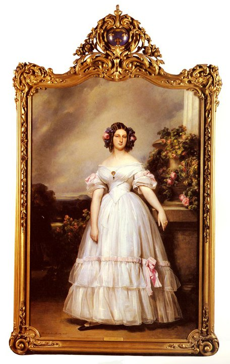 Maher Art Gallery: Franz Xavier Winterhalter /German painter