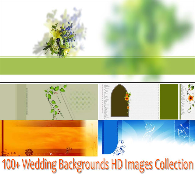 100+ Wedding Backgrounds
