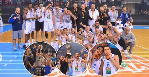Basketball: MZT Skopje zum sechsten mal mazedonischer Meister