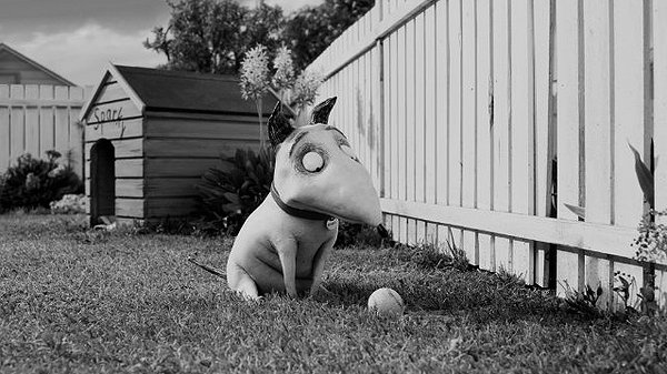 Burton Returns To Roots In New Slightly Improved Frankenweenie
