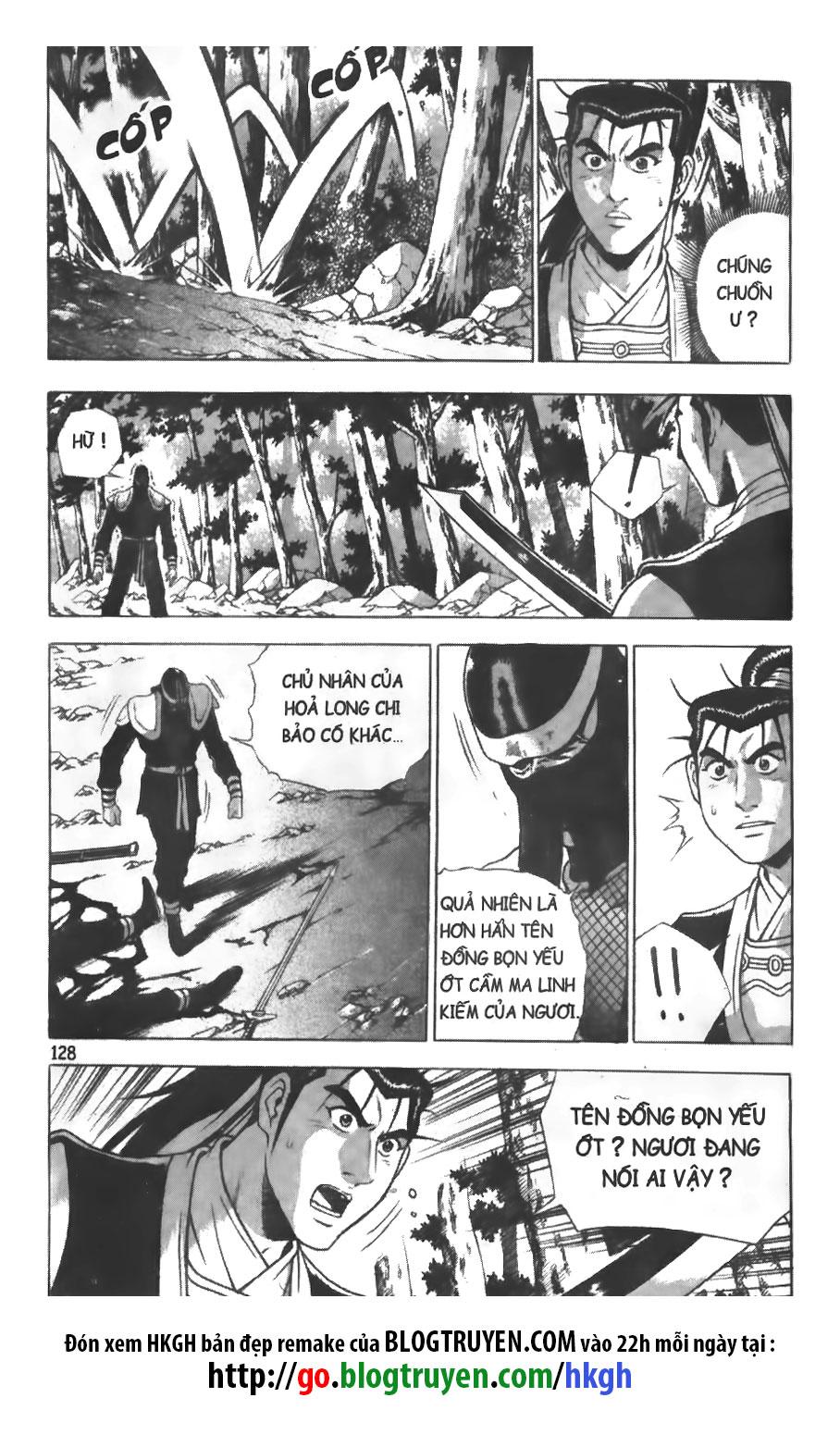 Hiệp Khách Giang Hồ Chap 241