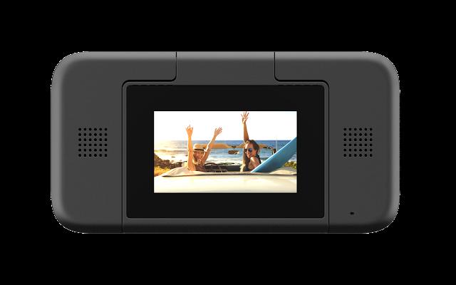 Die YI Horizon VR180-Kamera