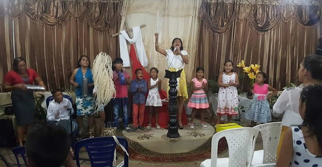Campaña Evangelista Ángel Nuñez