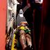 Carro capota na PB 400 e pega fogo nas proximidades do sítio Cocos em Cajazeiras e dois Sousenses saíram gravemente feridos. Eles sofreram queimaduras em mais de 70% do corpo.